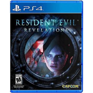 Capcom Resident Evil Revelations For PS4