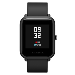Mi Amazfit BIP Watch Black