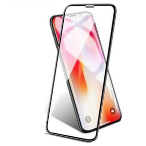 Baseus 0.23mm Tempered Glass Screen Protector for iPhone XR 6.1 inch SGAPIPH61-PE01 Black