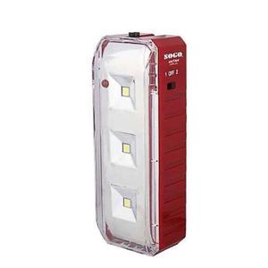 Sogo Rechargeable Light Jpn-75 Red