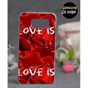 Samsung S6 Edge Mobile Cover Love Style SA-3364 Re ...