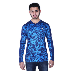 Adidas T-Shirt for Men Blue