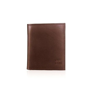 Stylish Leather Wallet For Men - Brown