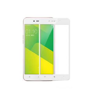 Oppo A37 Glass Protector 5D Tempered Glass For Oppo A37 White