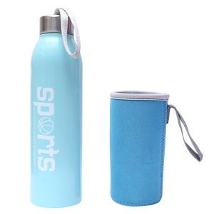 Water Bottle Sports 500 ml Light Blue