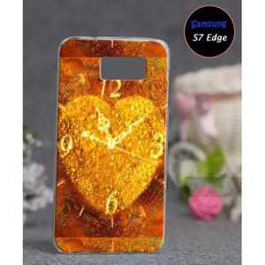 Samsung S7 Edge Mobile Cover Heart Style SA-2093 M ...