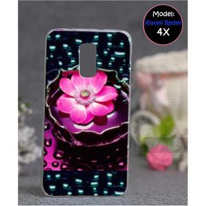 Xiaomi Redmi 4X Floral Style 4 Mobile Cover Multi Color
