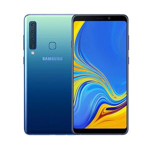 "Samsung Galaxy A9 (2018) Dual Sim Display 6.3"", 6 GB RAM, 128 GB ROM, CPU Octa-core Lemonade Blue"