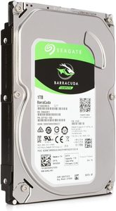 Seagate BarraCuda 1TB Desktop Hard Drive RM0008 White