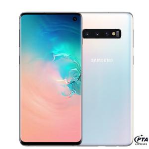 "Samsung Galaxy S10 Display 6.1"", CPU Octa-core, Smartphone Prism White"