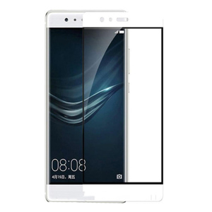 Huawei Honor 8 Lite Complete Tempered Glass White