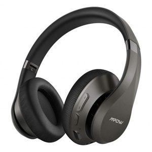 MPOW Bluetooth Over-Ear Headphones H20 Black