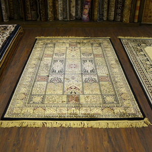 Silky Traditional Rug AI-0106 Multicolor