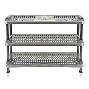 Shoe Rack ST-010 Grey