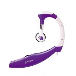 A4Tech Wired In Ear Headphone HS-12 Purple