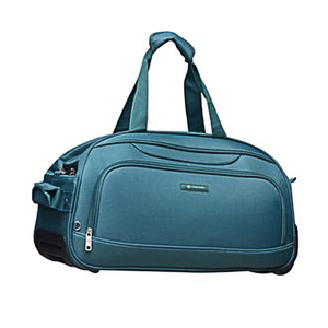 Carlton Dart Duffle 72 cm Trolley Bag with Wheels AHE-65 Green