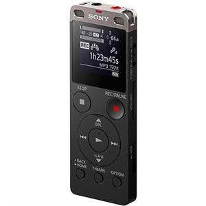 Sony Digital Voice Recorder ICD-UX560 Black