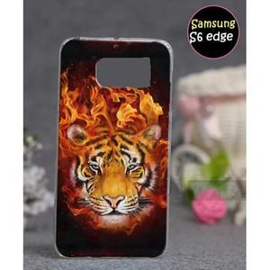 Samsung S6 Edge Cover Tiger SA-5022 Multi Color
