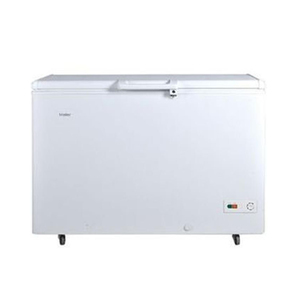 Haier Single Door Deep Freezer 8 cu ft HDF-245SD White