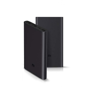 Original Xiaomi Mi 10000 mAh Power Bank Black