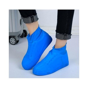 Techmanistan Reusable Anti Slip Rain Shoe Covers B ...