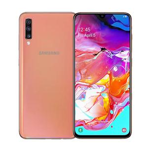 """Samsung Galaxy A70 Screen 6.7"""", 6GB RAM, 128GB ROM, CPU Octa-core, Smartphone Coral"""