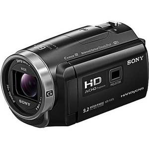 Sony HDR-PJ675 Full HD Handycam With Built-in Projector Black