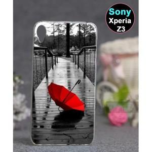 Sony Xperia Z3 Rain Style Case SA-3868 Multi Color