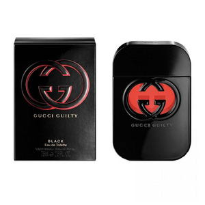 Gucci Guilty Black Edt 75 ml