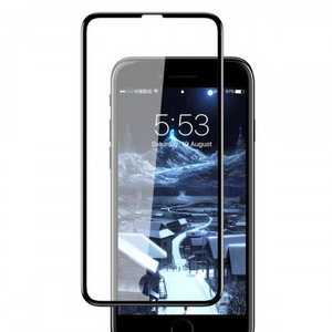 Baseus 0.23mm Tempered Glass Film for iPhone 6, 6S, 7, 8 SGAPIPH7S-ZD01 Black