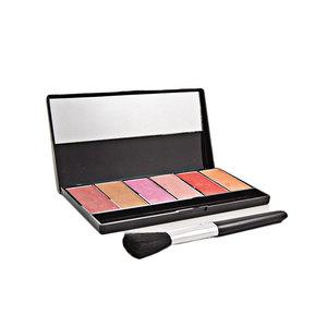 Oscar's Beauty Silky Blush On Kit 6 colors