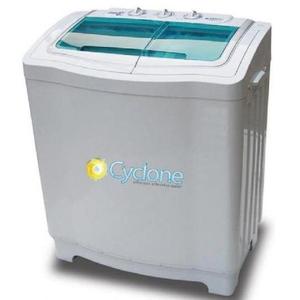 Kenwood Semi-Automatic Washing Machine Kwm-935Sa White