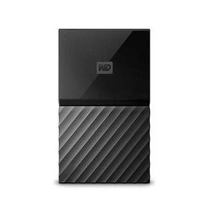 WD My Passport Portable Hard Drive 2TB Black