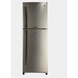PEL Arctic Fresh Refrigerator PRAF 6250 Metallic Silver Grey