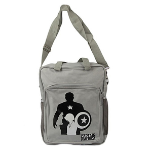 Fashion School Bag 3114A Grey