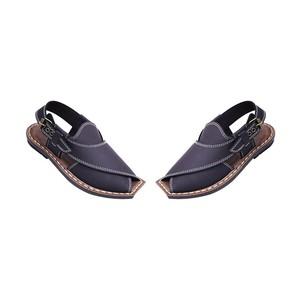Xarasoft Peshawari Sandals For Men L471-P5601 Brow ...
