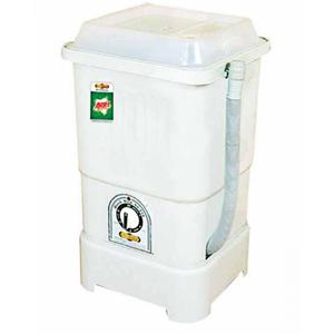 Super Asia Automatic Washing Machine 3 Kg SA-210 Grey