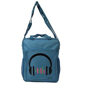 Fashion School Bag 3114A Light Blue