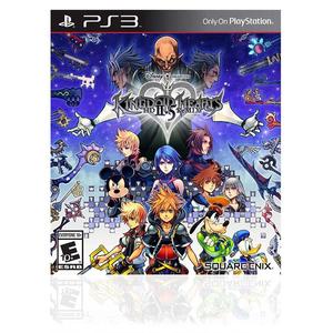 Sony Kingdom Hearts Hd 2.5 Remix For Playstation 3
