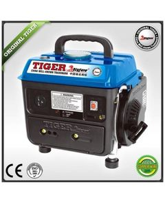 TIGER 0.65 KVA 2 Stroke Petrol Generator TG950 Multi Color