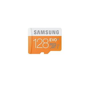 Samsung Micro Sd Memory Card 128 Gb Orange