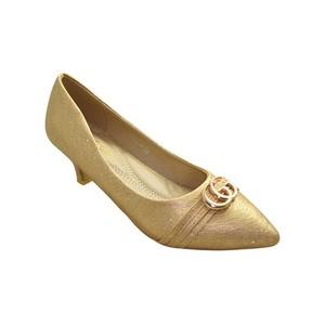 Walkeaze Pumps for Women 94722S Golden