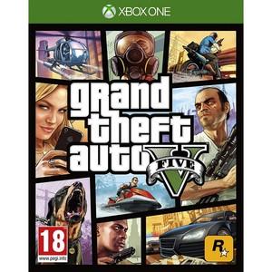 Grand Theft Auto V Xbox One DVD