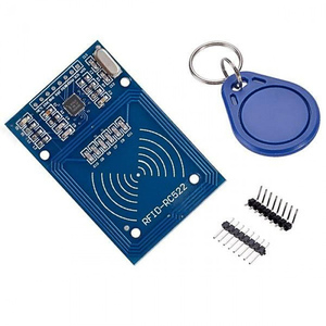 Rfid Reader Nfc 13.56Mhz Rc522 Arduino Reader Module Card And Keychain