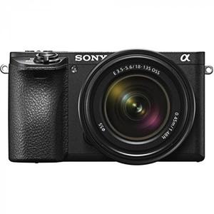 Sony Alpha A6500 Kit Digital Camera With 18-135mm Lens Black