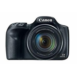 Canon PowerShot SX540 HS DSLR Camera Black