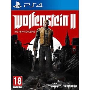 Wolfenstein II: The New Colossus- Standard Edition ...