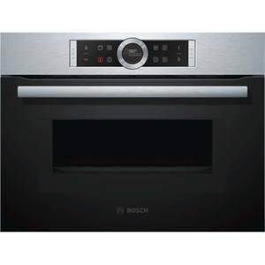 Bosch Microwave 45 Ltr. Cmg633Bs1M Silver & Black