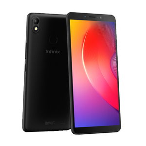 Infinix Smart 2 HD Dual Sim 6.0 Inches Display, 1GB RAM, 16GB ROM, CPU Quad-Core, Smartphone Black-master