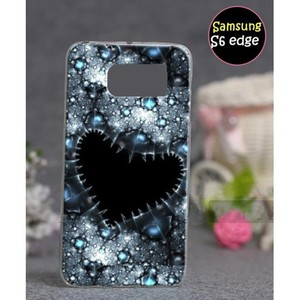 Samsung S6 Edge Cover Heart Style SA-3322 Multi Co ...